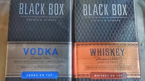 Friday Tasting: Black Box Premium Spirits @ Water Street Wines & Spirits