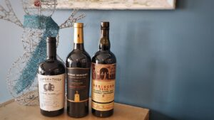 Friday Tasting: Bourbon Barreled Reds @ Water Street Wines & Spirits