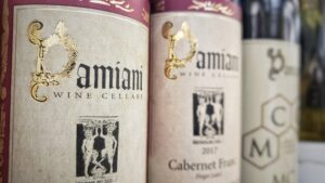 Friday Tasting w/ Damiani Wine Cellars @ Water Street Wines & Spirits