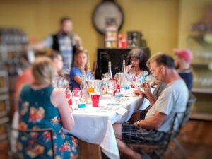 Summer Wine Class #3 - Dry Rieslings & Terroir @ Water Street Wines & Spirits