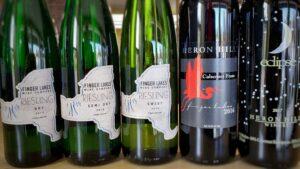 Friday Tasting w/ Finger Lakes Wine Co. & Heron Hill @ Water Street Wines & Spirits