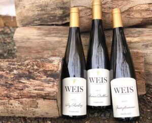Friday Tasting w/ Weis Vineyards @ Water Street Wines & Spirits