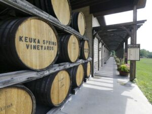 Friday Tasting w/ Keuka Spring Vineyards @ Water Street Wines & Spirits